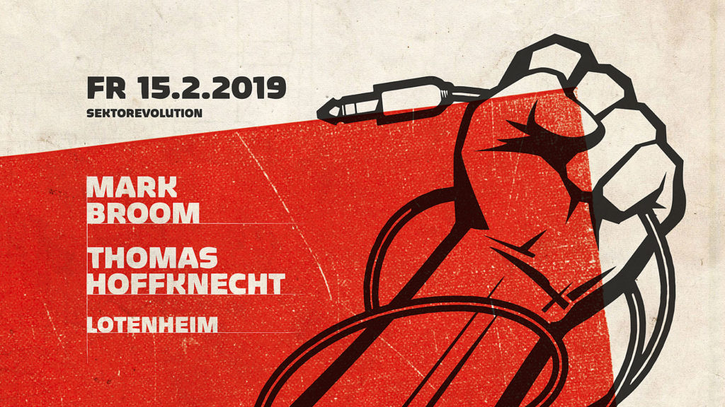 FEBRUAREVOLUTION 2019 @ Sektor Evolution, Dresden